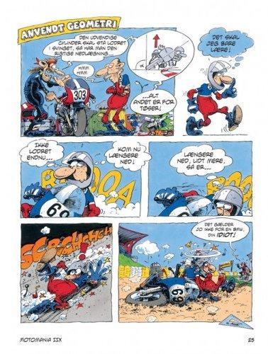 Tegneserie blæse job